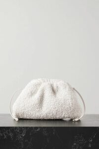 Stella McCartney - Milly Oversized Wool-tweed Blazer - Navy