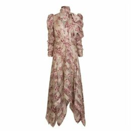 Zimmermann Unbridled Silk Dress