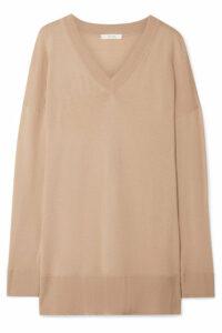 The Row - Sabrinah Oversized Wool Sweater - Sand