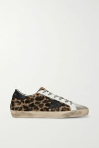 Prada - Printed Cotton-poplin Skirt - Orange