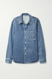 Paul & Joe - Java Sequined Floral-print Tulle Midi Skirt - Bright green