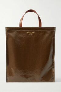 Erdem - Maira Floral-print Silk-crepe Midi Skirt - Black