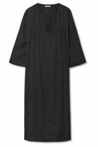 James Perse - Voile Dress - Black