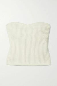 Jason Wu - Asymmetric Stretch-ponte Midi Skirt - Red