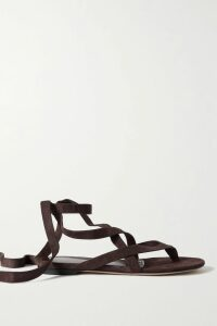 SEA - Bacall Checked Woven Blazer - Gray