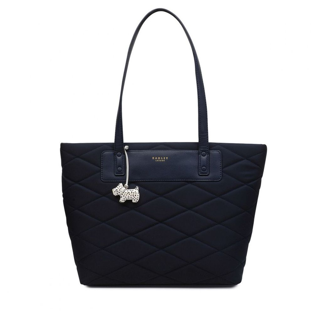 Radley London Charleston Medium Zip-Top Tote Bag