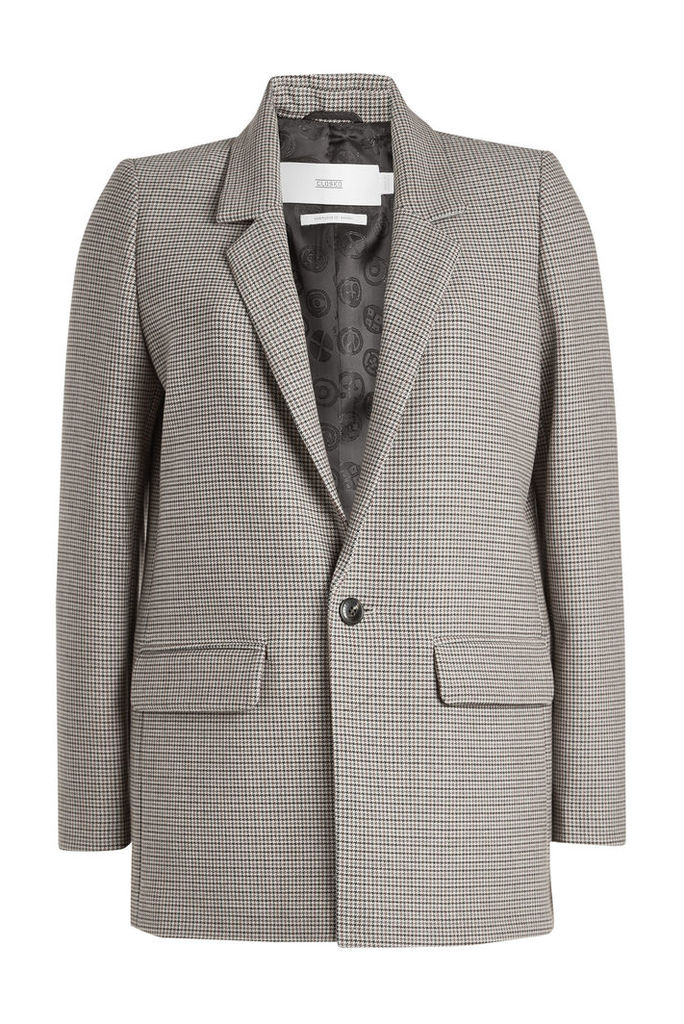 Closed Cox Checked Blazer
