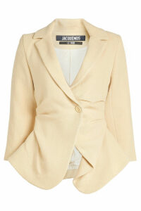 Jacquemus Saad Virgin Wool Blazer