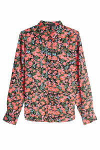 Marc Jacobs Floral Printed Blouse