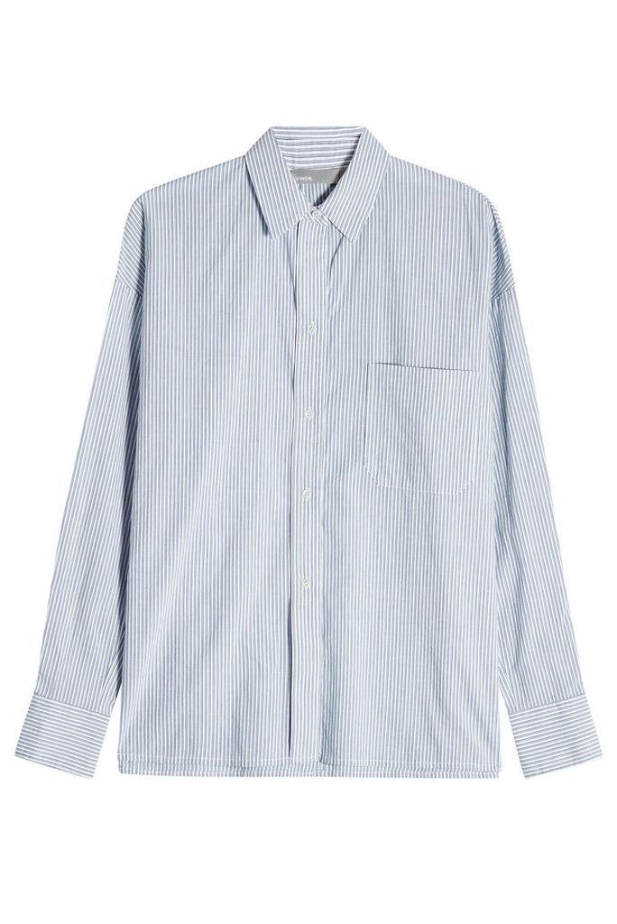 Vince Striped Cotton Shirt