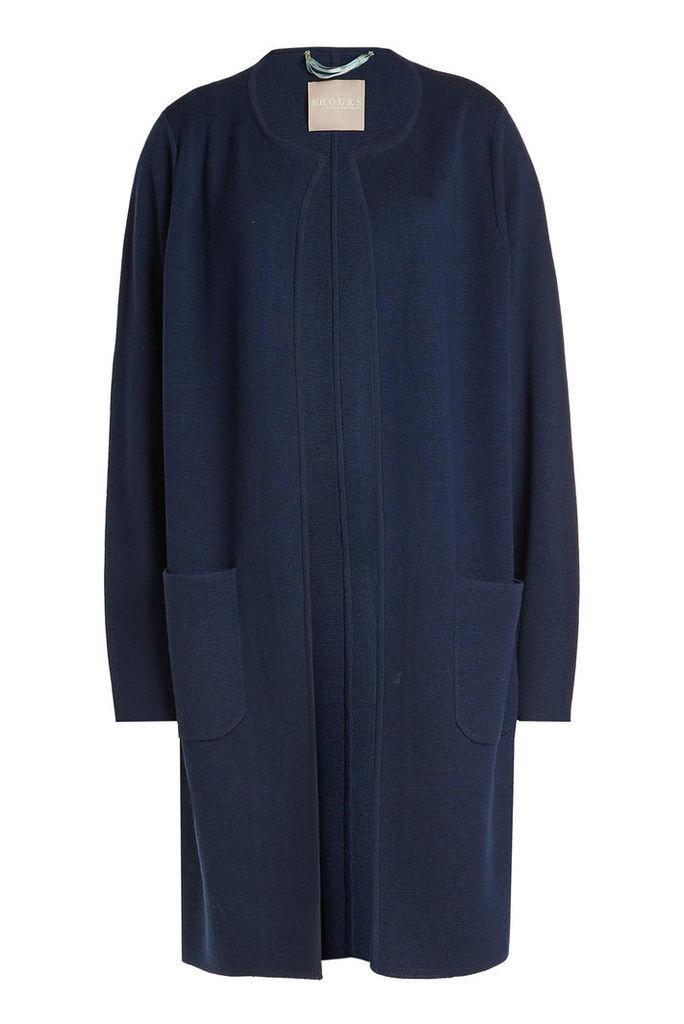 81 Hours Tao Extra Fine Wool Coat