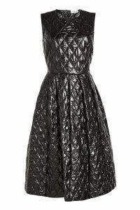 Moncler Genius 6 Moncler Noir Kei Ninomiya Quilted Dress
