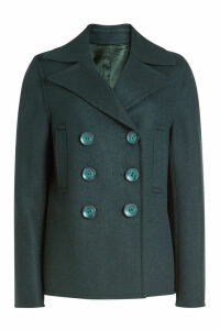 Joseph New Hector Wool Peacoat