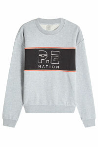 P.E. Nation The Invictus Cotton Sweatshirt
