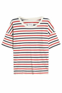Current/Elliott The Roadie Cotton T-Shirt