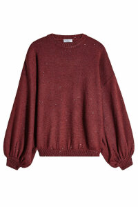 Brunello Cucinelli Cashmere Pullover with Sequins