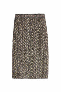 M Missoni Skirt with Metallic Thread