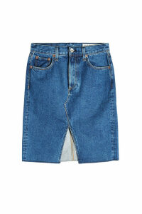 Rag & Bone/JEAN Suji Denim Skirt