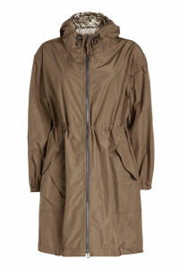 Brunello Cucinelli Parka with Cotton