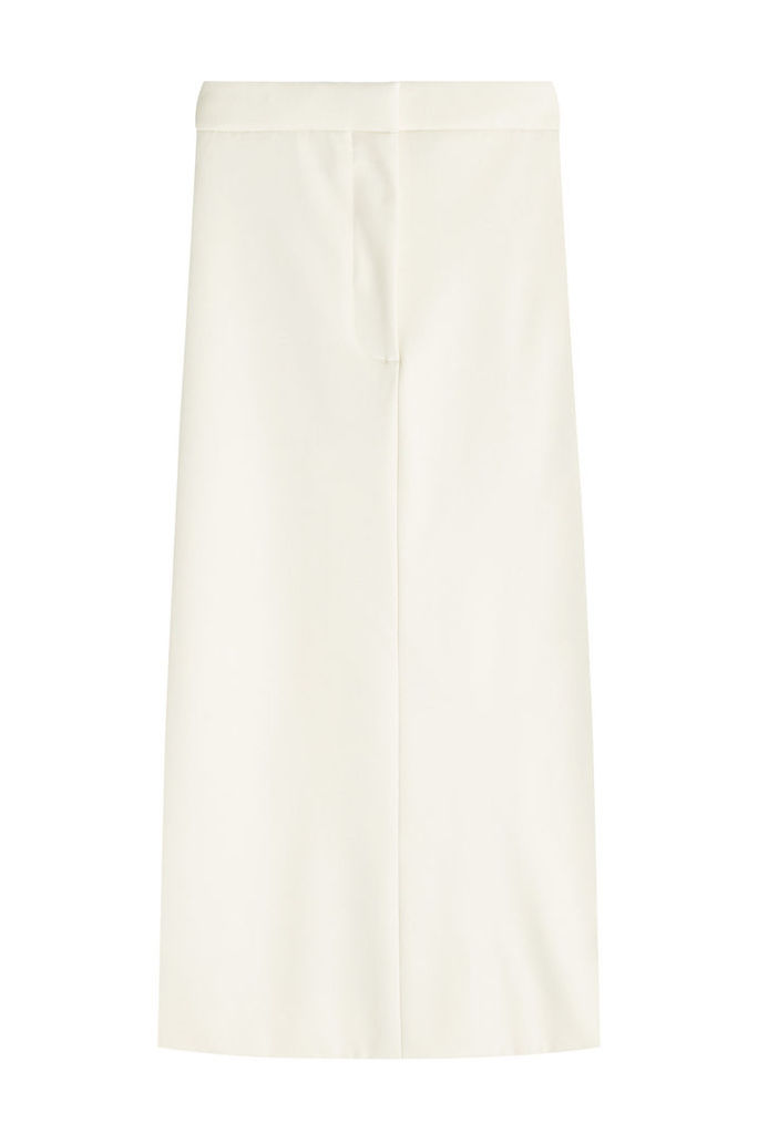 CALVIN KLEIN 205W39NYC A-Line Skirt with Virgin Wool