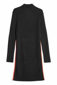 CALVIN KLEIN 205W39NYC Wool Mini Dress