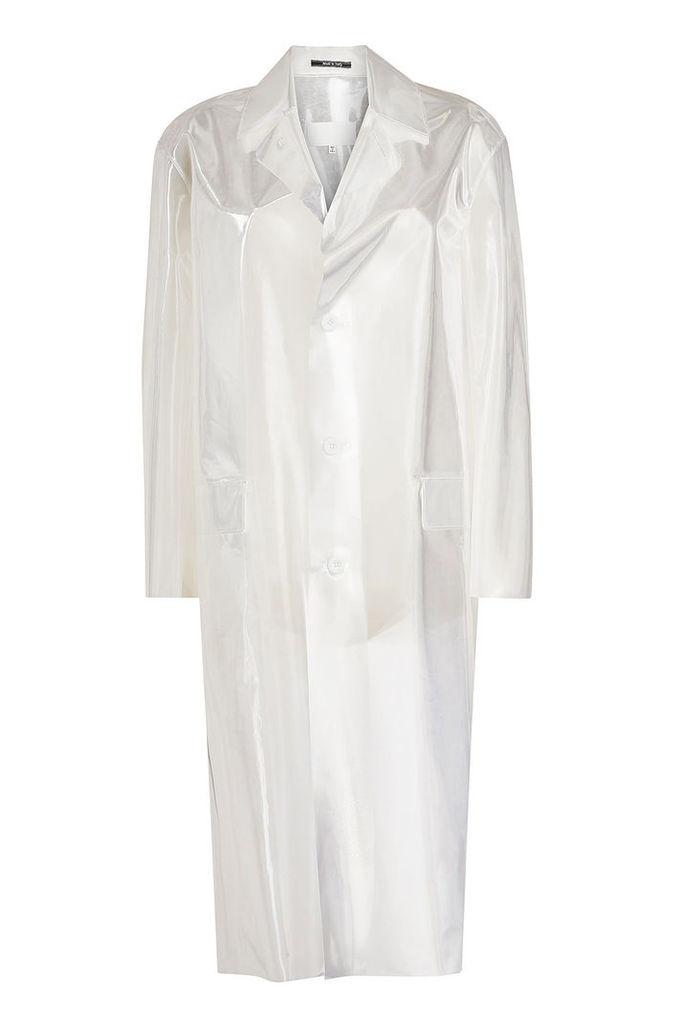 Maison Margiela Hologram Trench Coat