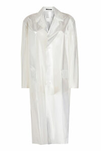 Maison Margiela Hologram Trench Coat