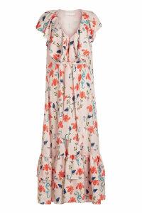 Borgo de Nor Carlotta Printed Dress