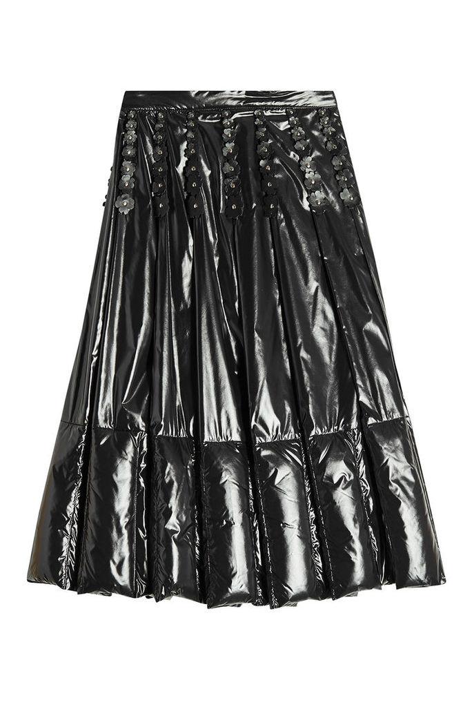 Moncler Genius 6 Moncler Noir Kei Ninomiya Embellished Down Skirt