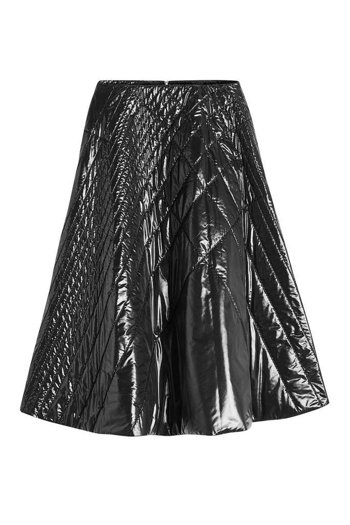Moncler Genius 6 Moncler Noir Kei Ninomiya Quilted Skirt