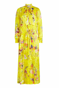 Preen by Thornton Bregazzi Lupin Floor-Length Printed Gown