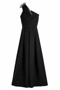 Preen by Thornton Bregazzi Ted Edie Asymmetric Dress