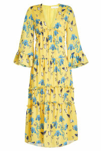 Borgo de Nor Iris Printed Dress
