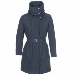 Geox  KENLY  women's Parka in Blue