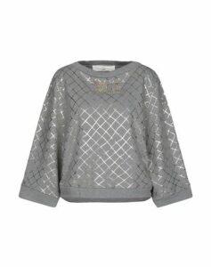 ELISABETTA FRANCHI JEANS TOPWEAR Sweatshirts Women on YOOX.COM