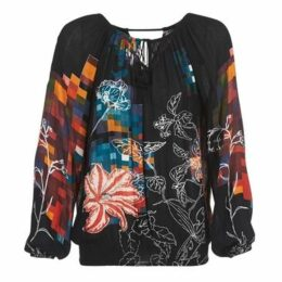 Desigual  CADENCY  women's Blouse in Multicolour