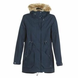 Volcom  LESS IS MORE  women's Parka in Blue