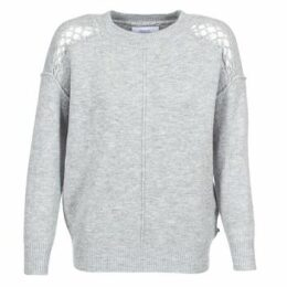 Le Temps des Cerises  ELENA  women's Sweater in Grey