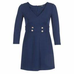 Guess  IRMINA  women's Dress in Blue