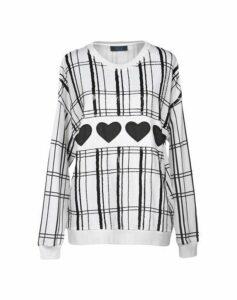 TWIN-SET JEANS TOPWEAR Sweatshirts Women on YOOX.COM