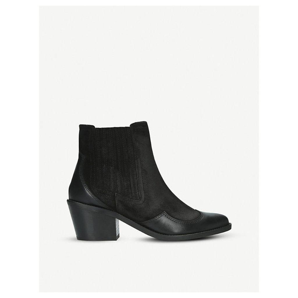 Raiden leather Chelsea boots