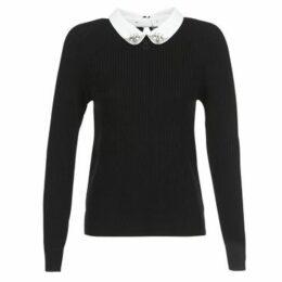Derhy  MANITOU  women's Sweater in Black