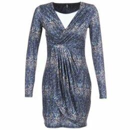 Smash  OKAINA  women's Dress in Blue