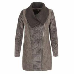 Smash  SIUMOU  women's Coat in Grey