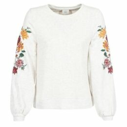Only  ONLANNA  women's Sweatshirt in Beige