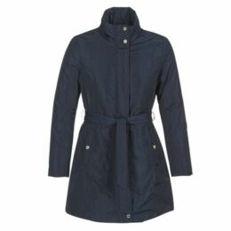 Geox  MYRIA  women's Parka in Blue