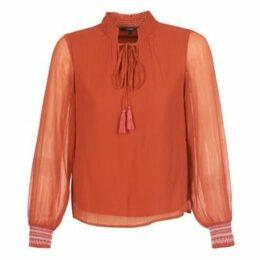 Vero Moda  VMVIENNA  women's Blouse in Red
