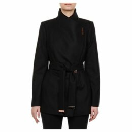 Ted Baker Rytaa Wool Blend Wrap Coat