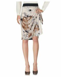 BETTY BLUE SKIRTS Knee length skirts Women on YOOX.COM