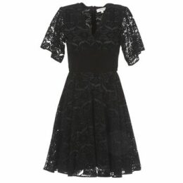 Derhy  DAMOISELLE  women's Dress in Black